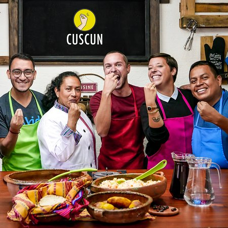 Guatemala Food Cooking School