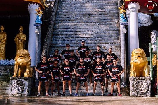 Bull Muay Thai Krabi Thailand