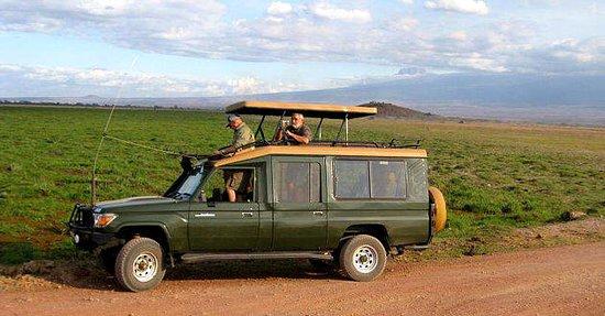 Nairobi Region, Kenya: Take a safari in Kenya or East Africa and be one with the Wild.