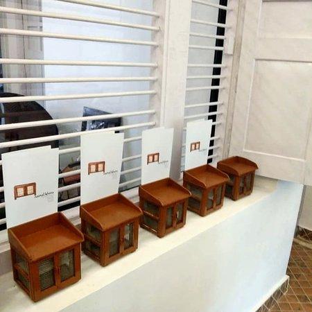Miniature Naimat Khanas