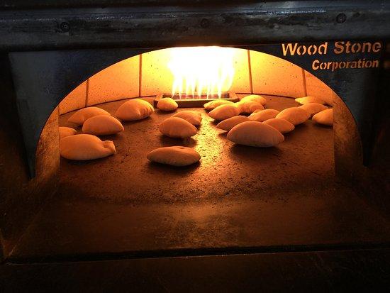 Farm Grill: Fresh home made bread