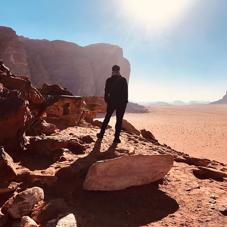 Wadi Rum Adventure Tours