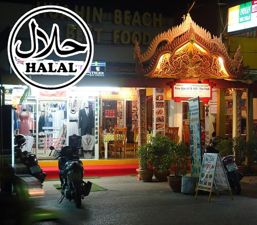 Halal Hua Hin Beach Seafood & Thai Restaurant - Menu, Prices