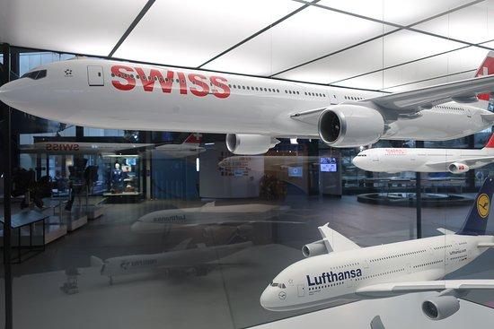 Verkehrshaus der Schweiz: スイス交通博物館