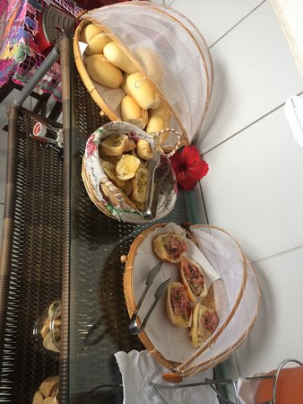 Pousada Atalaia: delícias do café da manhã