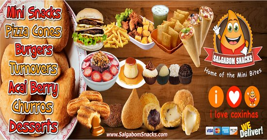Salgabom Snacks is a company engaged in the food industry, specialized in the production and sale of sweet and savory snacks. With years of experience, it is the most structured and prepared company to serve small meeting with friends and big events.