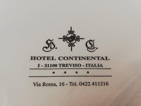 Hotel an guter Lage mit Abstrichen