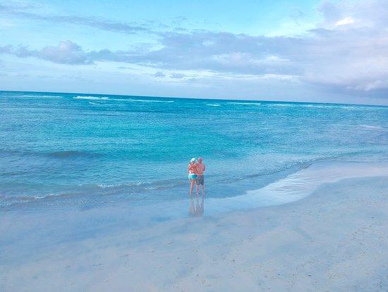 Excellence El Carmen: Beach view