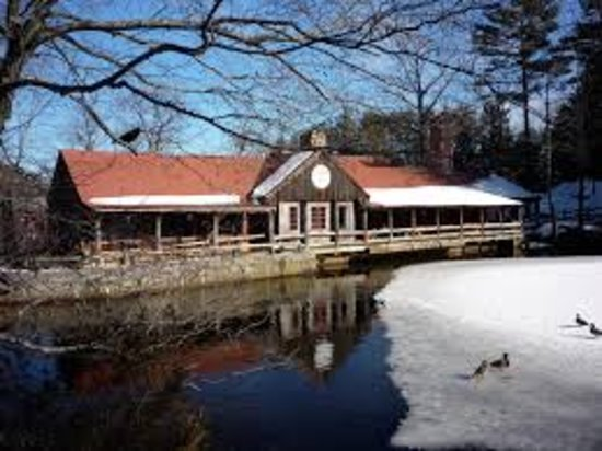 Westminster, MA: Old Mill Restaurant