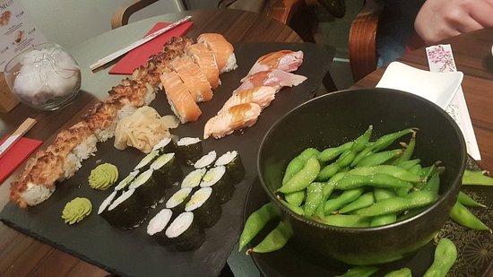 Sushi Restaurant Dortmund : fukuoka sushi company dortmund restaurant bewertungen ~ Watch28wear.com Haus und Dekorationen