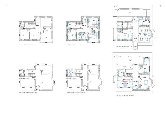 Графство Лондондерри, UK: Floor plans