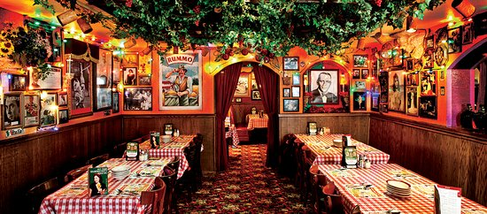 Buca di Beppo Italian Restaurant: Authentic Italian gathering