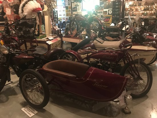 Tony Leenes Indian Motorcycle Museum