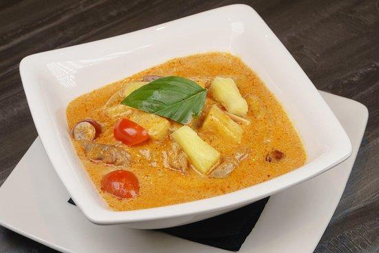 Avantika: Roasted Duck Curry