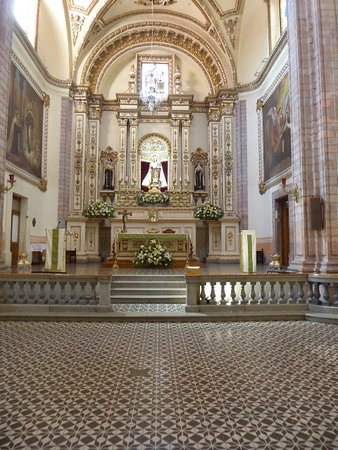 Historic Center of Santiago de Querétaro: Cartoline da Santiago de Queretaro, Messico