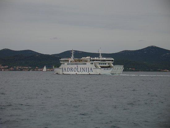 Croatie : CR