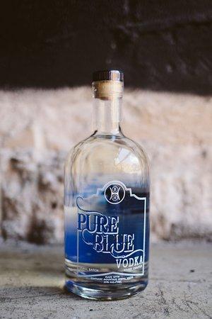 Pure Blue Vodka