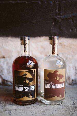 Devil John Moonshine & Dark 'Shine