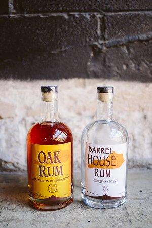 Oak Rum & Barrel House Rum