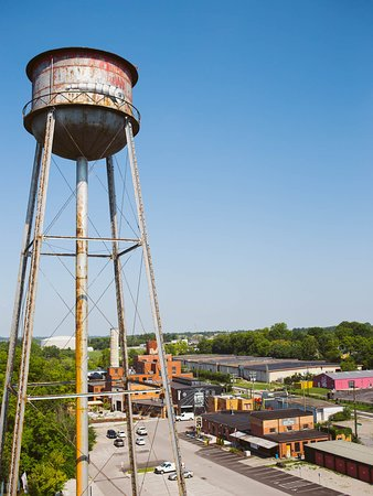Lexington's Historic Distillery District