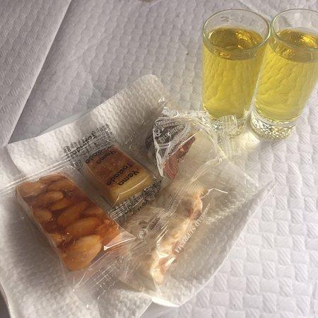 Sants Joan's Taberna: Paella Valènciana e de Mariscos