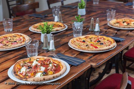Restaurant Pizzeria A La Maison Marseille Menu Prix Restaurant Avis Reservations Tripadvisor
