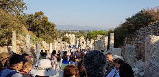 Ancient City of Ephesus: Ruínas de Éfeso.