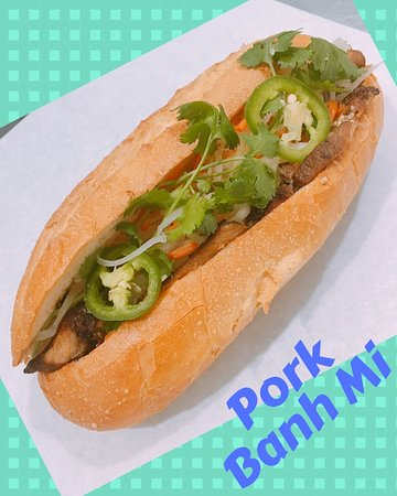 Mountlake Terrace, WA: Banh Mi Pork