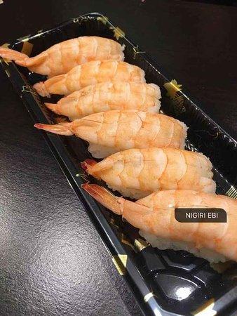 sushi box 4.9EURO