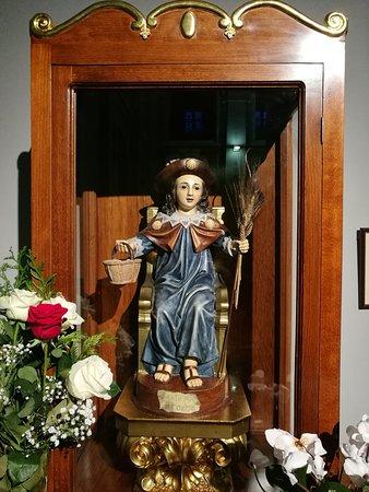 Santo Niño de Atocha.