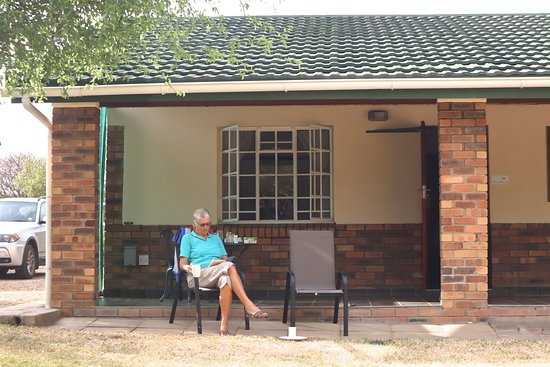 Francistown, Botswana: Comfortable and spacious cottages.