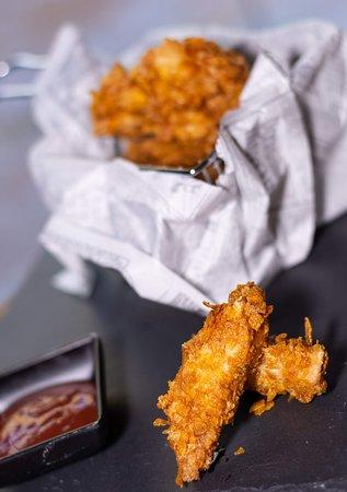 Nuestro delicioso pollo Crispy 😋