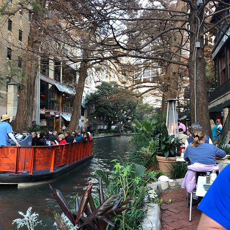 County Line Barbeque River Walk San Antonio Downtown