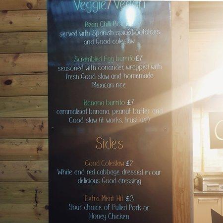 Goulash: Vegan/ vegetarian menu ;)