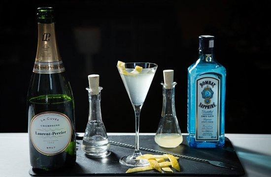 LOFT : Ready for a Gin & Schpritzer