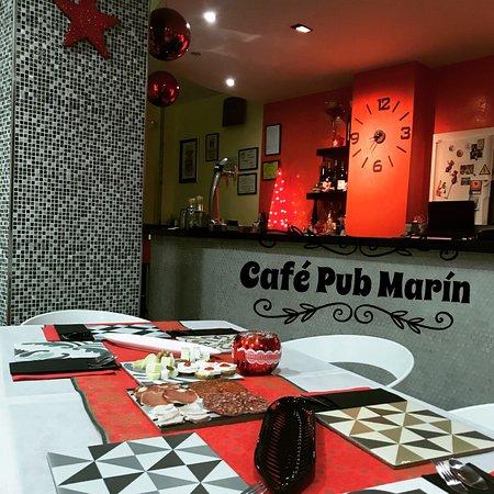Puebla de Alcocer, España: Café Pub Marín