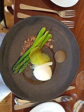 Jolleys Boathouse Restaurant : Asparagus