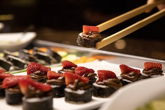 Sushis.