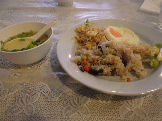 Bangkok City Inn Cafe: 朝食