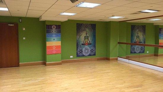 Jungle Healing Mindful studio for Yoga, Meditation etc.