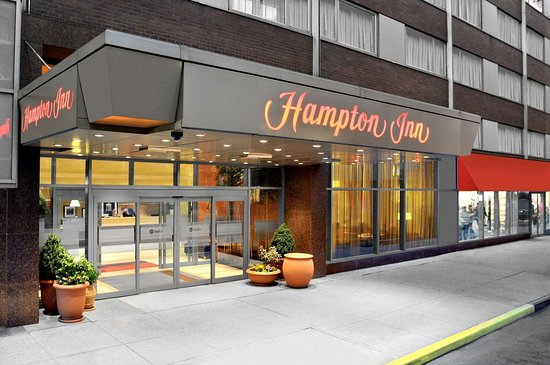 Hampton Inn Manhattan-Times Square North Hotel