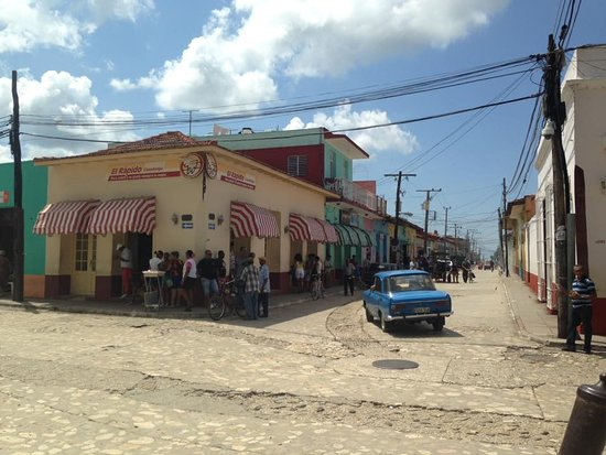 Trinidad - Cuba....just like stepping back in time
