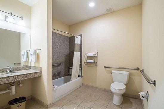 Copperas Cove, Τέξας: bathroom