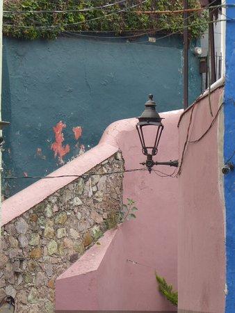 Historical Center : Cartoline da Guanajuato, Messico