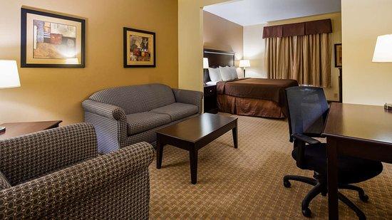Lamesa, Техас: King Suite
