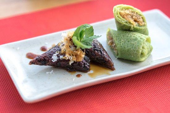 Balinese Cake - WakaGangga Afternoon Tea