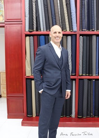 Highly knowledgable and efficient tailors.