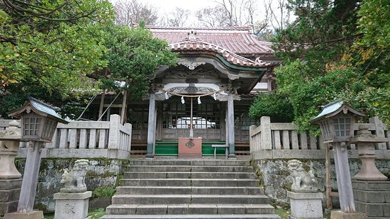 Ubagami Daijingu Shrine