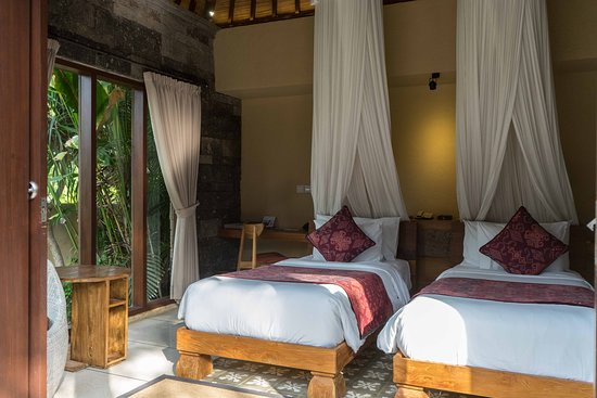 WakaGangga: Deluxe Two Bedroom Villa with Pool - Second Bedroom