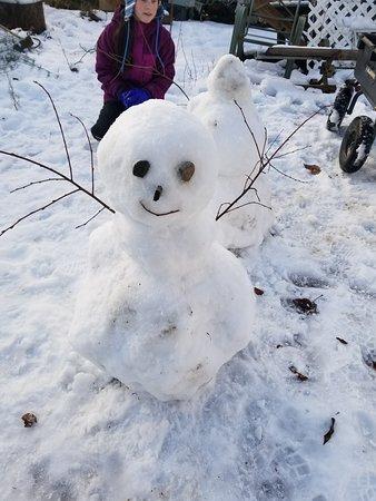 Sagle, ID: Frosty 12/12/18